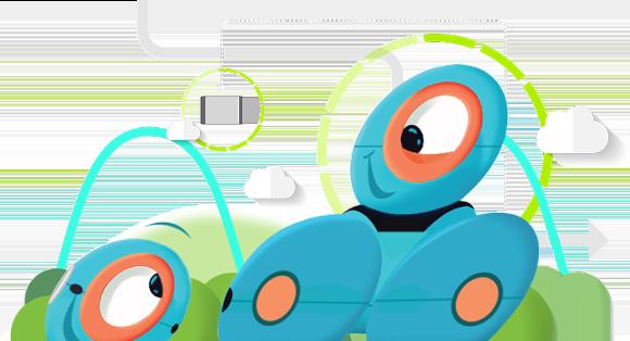 robot voor les programmeren